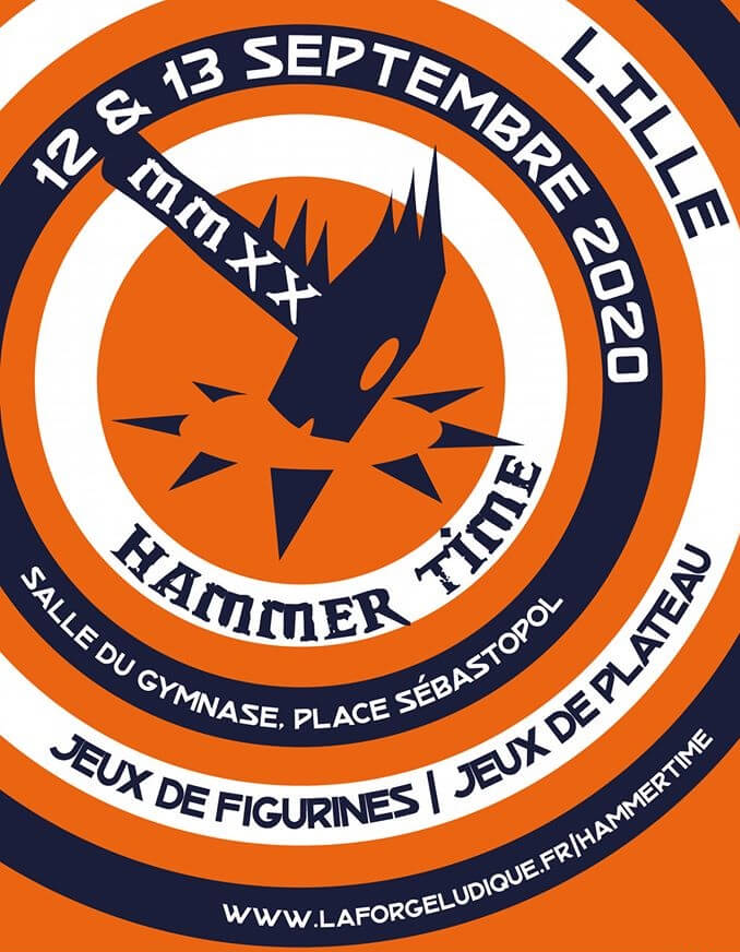 Affiche officielle de Hammer Time