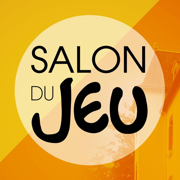 Affiche officielle de Salon du jeu 2020