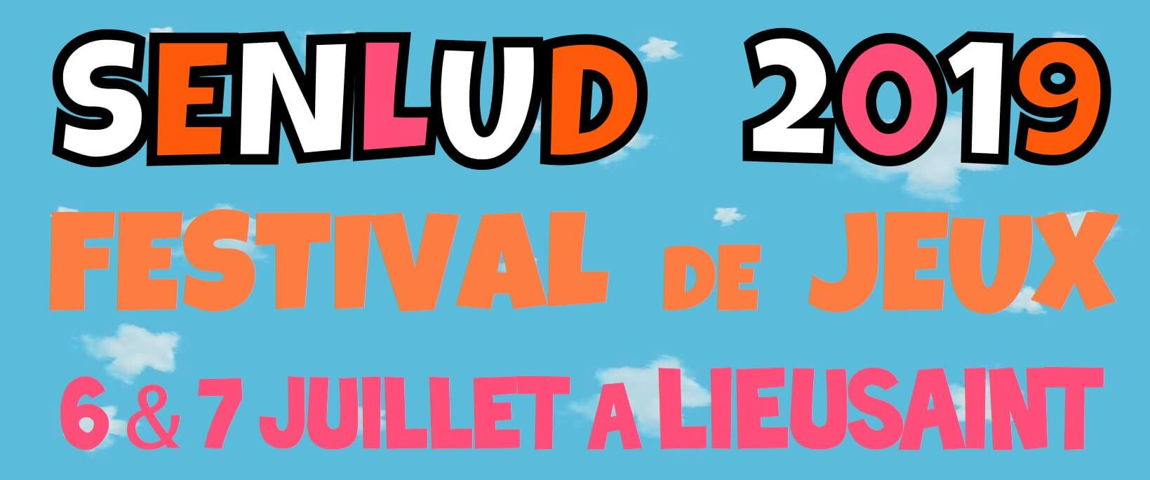 Affiche officielle Senlud 2020